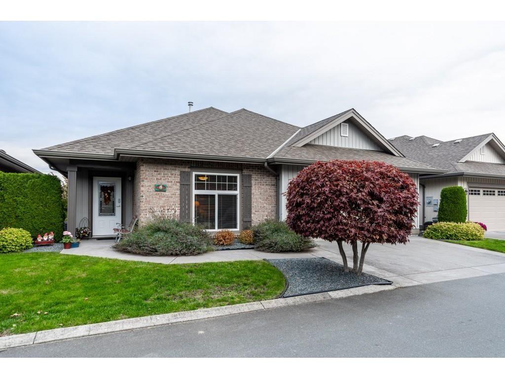 Main Photo: 8 45752 STEVENSON Road in Chilliwack: Sardis East Vedder Rd House for sale (Sardis)  : MLS®# R2624495