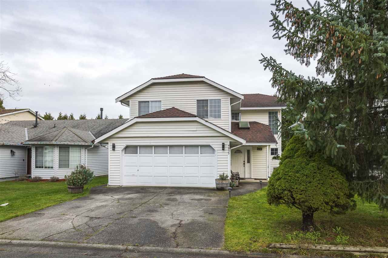 Main Photo: 4852 59A Street in Ladner: Hawthorne House for sale : MLS®# R2527444