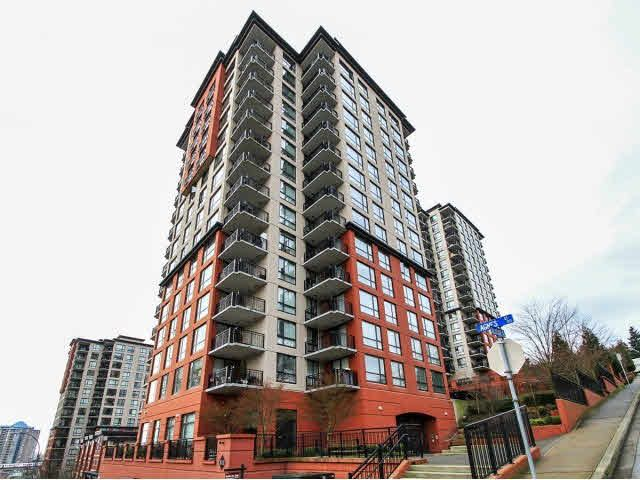 """Main Photo: 803 813 AGNES Street in New Westminster: Downtown NW Condo for sale in """"DOWNTOWN NW"""" : MLS®# V1101785"""