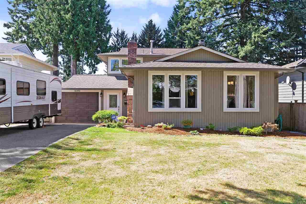 Main Photo: 14250 72A Avenue in Surrey: East Newton House for sale : MLS®# R2400817