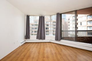 """Photo 3: 721 1333 HORNBY Street in Vancouver: Downtown VW Condo for sale in """"Anchor Point III"""" (Vancouver West)  : MLS®# R2610056"""