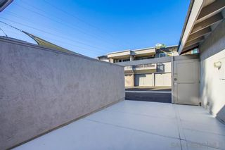 Photo 39: MISSION VALLEY Townhouse for sale : 3 bedrooms : 6211 Caminito Andreta in San Diego