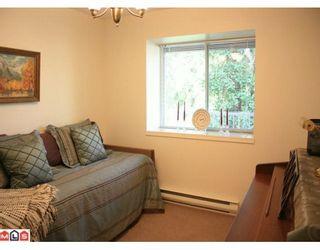"Photo 5: 501 1750 MCKENZIE Road in Abbotsford: Poplar Townhouse for sale in ""ALDERGLEN"" : MLS®# F1004603"