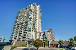 """Photo 1: 301 210 SALTER Street in New Westminster: Queensborough Condo for sale in """"THE PENINSULA"""" : MLS®# R2621109"""