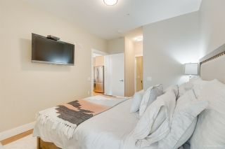 """Photo 18: 402 12460 191 Street in Pitt Meadows: Mid Meadows Condo for sale in """"ORION"""" : MLS®# R2436076"""
