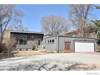 Photo 1: 3330 ALBERT Street in Regina: Lakeview Single Family Dwelling for sale (Regina Area 05)  : MLS®# 576670