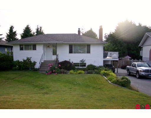 Main Photo: 8799 RUSSELL Drive in Delta: Nordel House for sale (N. Delta)  : MLS®# F2820755