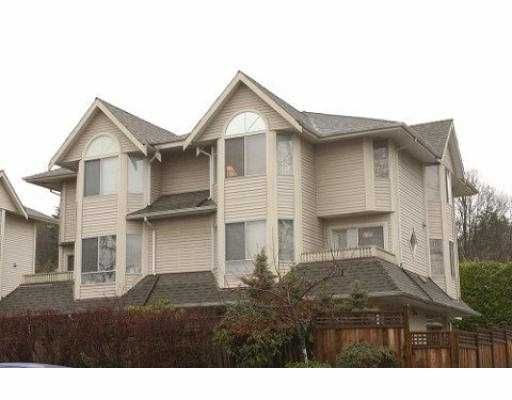 Main Photo: 4 348 BEWICKE Ave in North Vancouver: Hamilton Townhouse for sale : MLS®# V640617