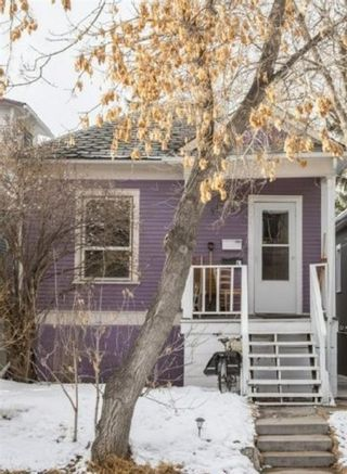 Main Photo: 916 2 Avenue NW in Calgary: Sunnyside Detached for sale : MLS®# A1073015