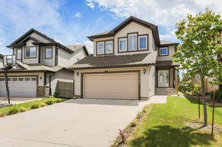 Photo 1: 11445 14A Avenue in Edmonton: Zone 55 House for sale : MLS®# E4236004