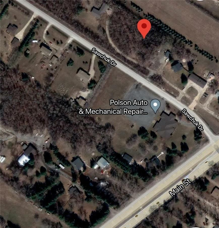 Main Photo: 1 Sawchuk Drive in St Andrews: Vacant Land for sale : MLS®# 202109696