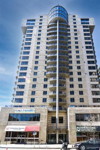 Photo 2: 1405 683 10 Street SW in Calgary: Downtown West End Apartment for sale : MLS®# A1098081