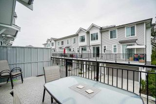 """Photo 20: 8 9688 162A Street in Surrey: Fleetwood Tynehead Townhouse for sale in """"CANOPY LIVING"""" : MLS®# R2573891"""