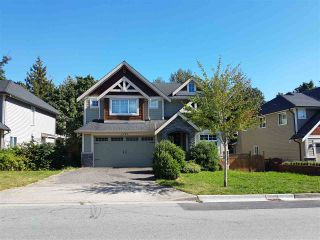 "Photo 1: 2286 MERLOT BOULEVARD Boulevard in Abbotsford: Aberdeen House for sale in ""Pepin Brook Estates"" : MLS®# R2502016"