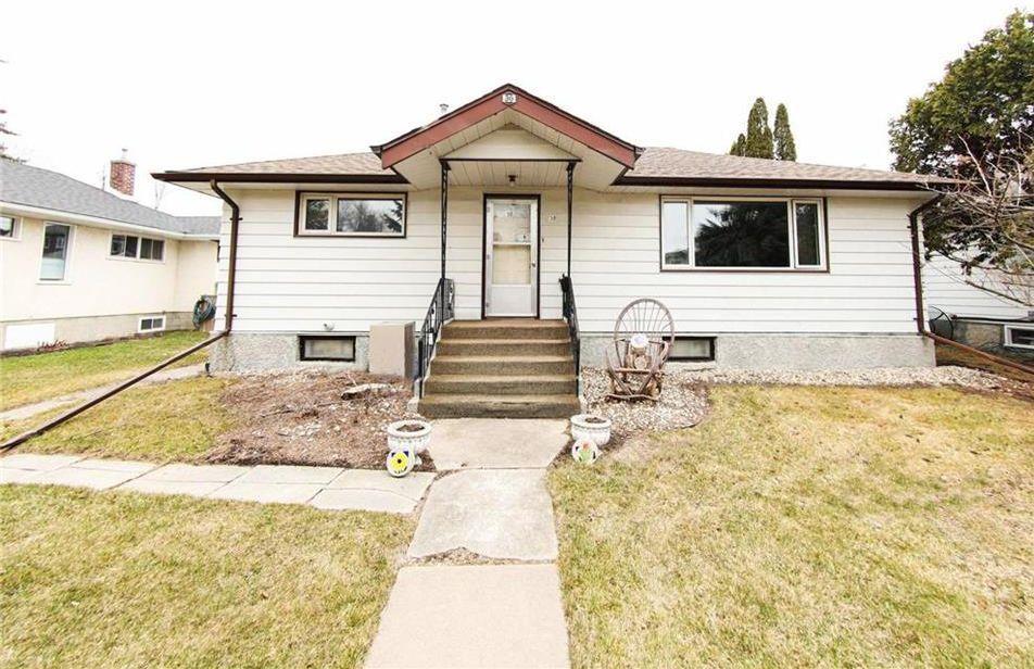 Main Photo: 30 West Fernwood Avenue in Winnipeg: Norberry Residential for sale (2C)  : MLS®# 202109477
