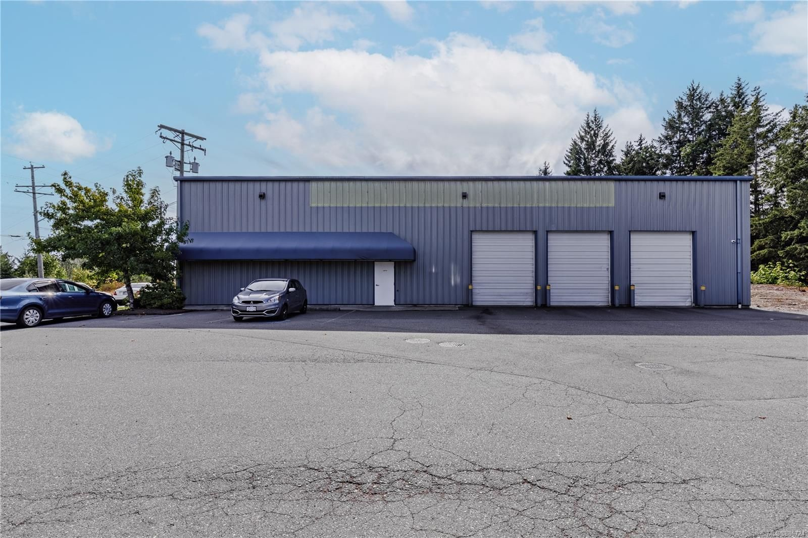 Main Photo: 1300 Rocky Creek Rd in : Du Ladysmith Warehouse for lease (Duncan)  : MLS®# 886724