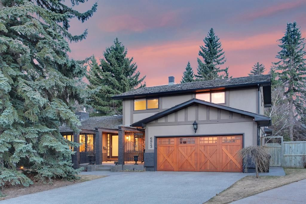 Main Photo: 6813 Lowell Court SW in Calgary: Lakeview Detached for sale : MLS®# A1036423