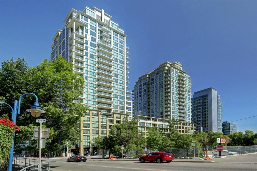 Main Photo: 231 222 RIVERFRONT Avenue SW in Calgary: Chinatown Apartment for sale : MLS®# A1091480