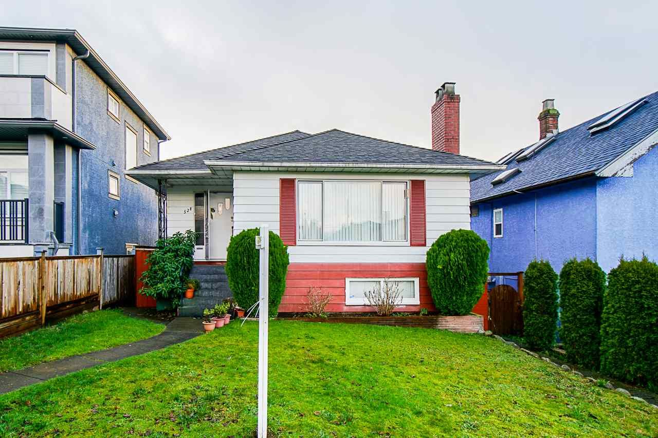 Main Photo: 528 E 55TH Avenue in Vancouver: South Vancouver House for sale (Vancouver East)  : MLS®# R2527002