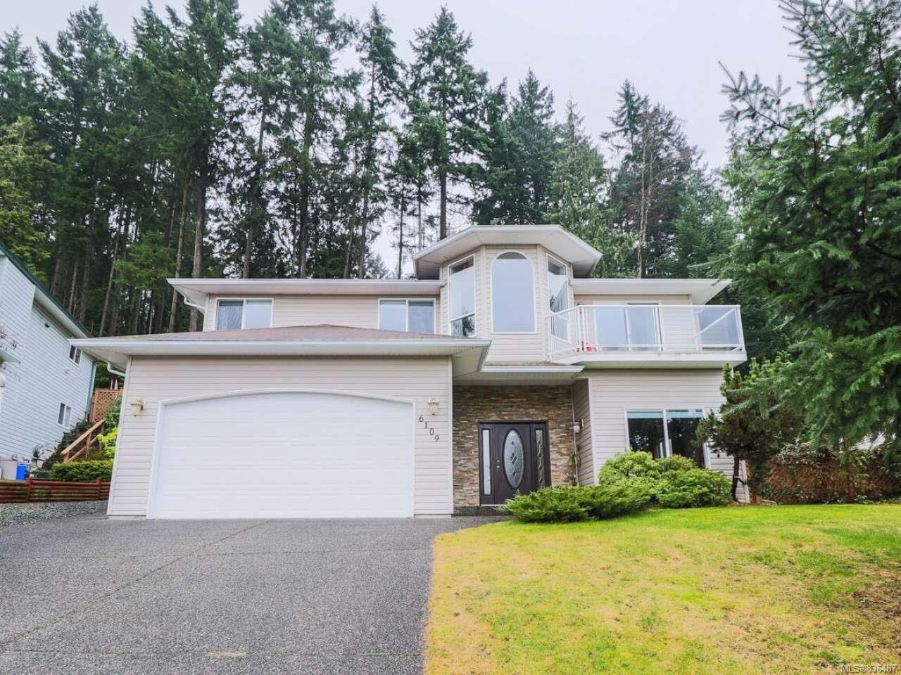 Main Photo: 6109 Carlton Rd in NANAIMO: Na North Nanaimo House for sale (Nanaimo)  : MLS®# 836487