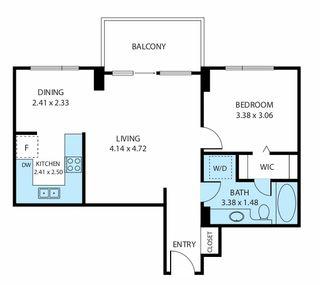 Photo 22: 2206 10180 104 Street in Edmonton: Zone 12 Condo for sale : MLS®# E4239567