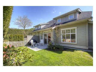 """Photo 10: 15 7171 STEVESTON Highway in Richmond: Broadmoor Townhouse for sale in """"CASSIS"""" : MLS®# V885405"""