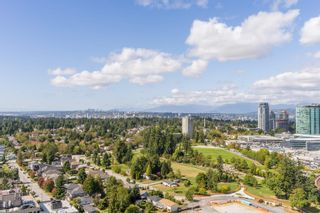 """Photo 1: 3107 13615 FRASER Highway in Surrey: Whalley Condo for sale in """"KING GEORGE HUB"""" (North Surrey)  : MLS®# R2617610"""