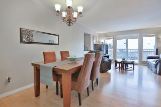 Photo 3: 4 1203 CARTIER Avenue in Coquitlam: Maillardville Townhouse for sale : MLS®# R2013346