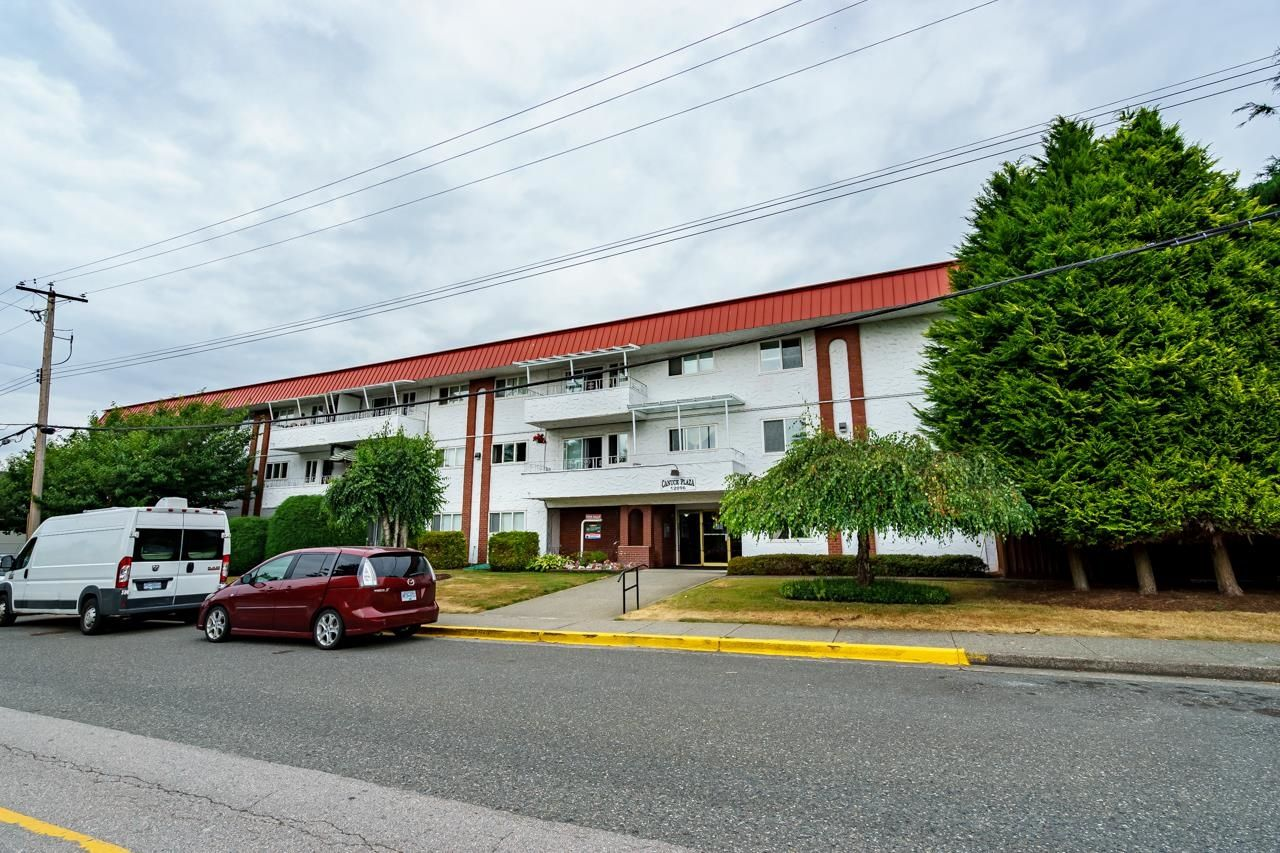 """Main Photo: 210 12096 222 Street in Maple Ridge: West Central Condo for sale in """"CANUCK PLAZA"""" : MLS®# R2608661"""