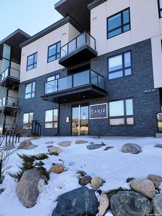Photo 1: 319 225 Maningas Bend in Saskatoon: Evergreen Residential for sale : MLS®# SK845375