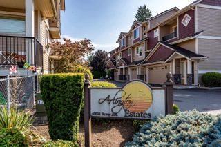 Photo 1: 4 45624 STOREY Avenue in Chilliwack: Sardis West Vedder Rd Townhouse for sale (Sardis)  : MLS®# R2613802