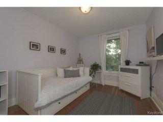 Photo 14: 295 Aubrey Street in WINNIPEG: West End / Wolseley Residential for sale (West Winnipeg)  : MLS®# 1516381