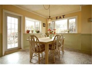 Photo 2: 1163 Lockley Rd in VICTORIA: Es Rockheights House for sale (Esquimalt)  : MLS®# 425598