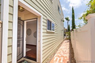 Photo 5: UNIVERSITY HEIGHTS Townhouse for sale : 3 bedrooms : 4656 Alabama St in San Diego