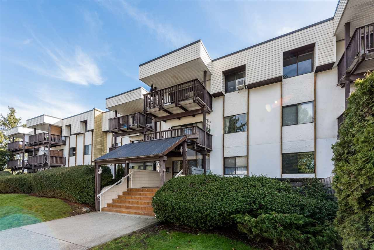 """Main Photo: 325 12170 222 Street in Maple Ridge: West Central Condo for sale in """"WILDWOOD TERRACE"""" : MLS®# R2353429"""