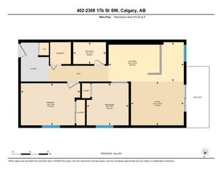 Photo 29: 402 2308 17B Street SW in Calgary: Bankview Apartment for sale : MLS®# A1144365