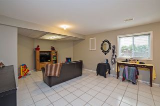 """Photo 17: 8116 FORBES Street in Mission: Mission BC House for sale in """"DESIRABLE HILLSIDE"""" : MLS®# R2153194"""