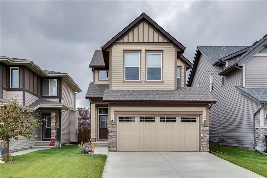 Main Photo: 56 CHAPARRAL VALLEY Green SE in Calgary: Chaparral Detached for sale : MLS®# C4235841