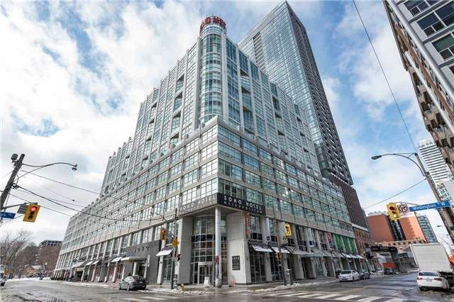 Main Photo: 36 Blue Jays Way Unit #924 in Toronto: Waterfront Communities C1 Condo for sale (Toronto C01)  : MLS®# C3706205