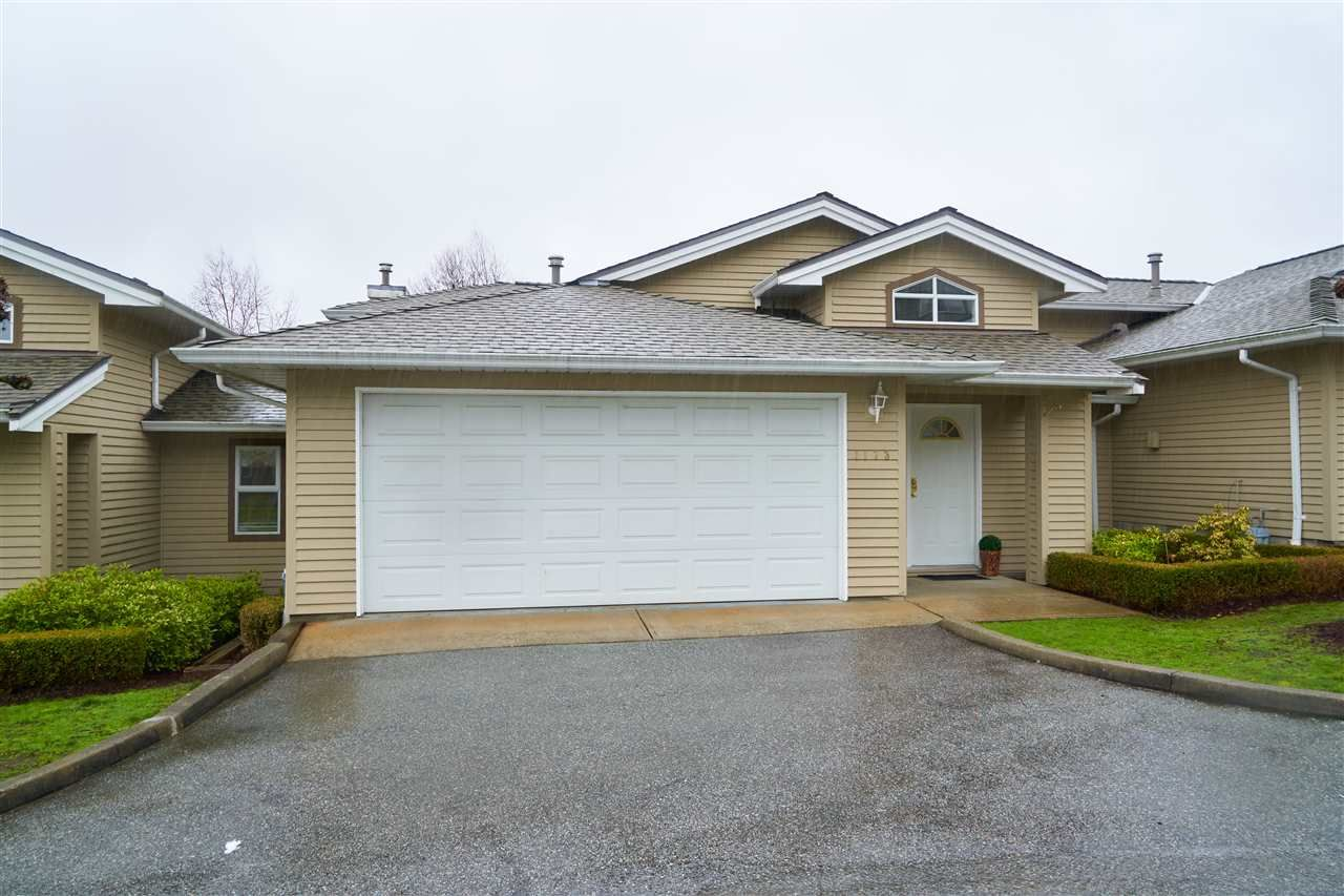 "Main Photo: 1173 O'FLAHERTY Gate in Port Coquitlam: Citadel PQ Townhouse for sale in ""The Summit"" : MLS®# R2235395"