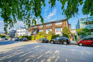 Photo 1: 1462 ARBUTUS STREET in Vancouver: Kitsilano Townhouse for sale (Vancouver West)  : MLS®# R2580636