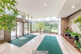 """Photo 33: 1001 5967 WILSON Avenue in Burnaby: Metrotown Condo for sale in """"Place Meridian"""" (Burnaby South)  : MLS®# R2555565"""