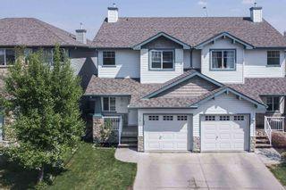 Photo 1: 10 6304 SANDIN Way in Edmonton: Zone 14 House Half Duplex for sale : MLS®# E4245581