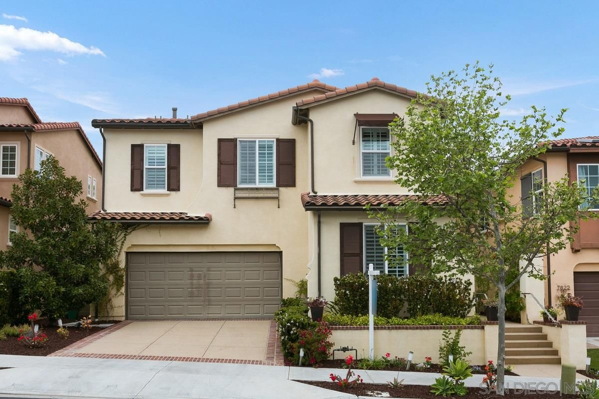 Main Photo: CARMEL VALLEY House for sale : 5 bedrooms : 7818 CHADAMY WAY in San Diego