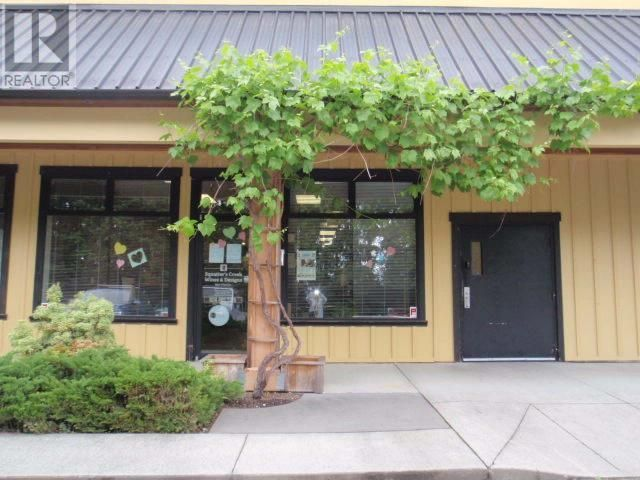 Main Photo: 103-4871 JOYCE AVE in Powell River: Retail for lease : MLS®# 15067