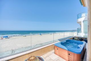 Photo 18: MISSION BEACH House for sale : 5 bedrooms : 3409 Ocean Front Walk in San Diego