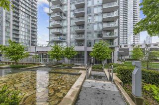"Photo 1: 2208 6538 NELSON Avenue in Burnaby: Metrotown Condo for sale in ""MET 2"" (Burnaby South)  : MLS®# R2574714"