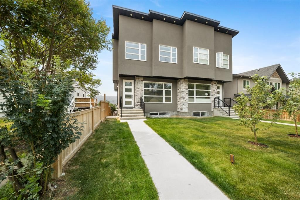 Main Photo: 5031 23 Avenue NW in Calgary: Montgomery Semi Detached for sale : MLS®# A1136708