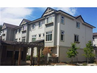 """Photo 1: 30 8418 163 Street in Surrey: Fleetwood Tynehead Townhouse for sale in """"MAPLE ON 84"""" : MLS®# F1447562"""