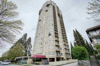 "Photo 1: 304 6540 BURLINGTON Avenue in Burnaby: Metrotown Condo for sale in ""BURLINGTON SQUARE"" (Burnaby South)  : MLS®# R2575968"